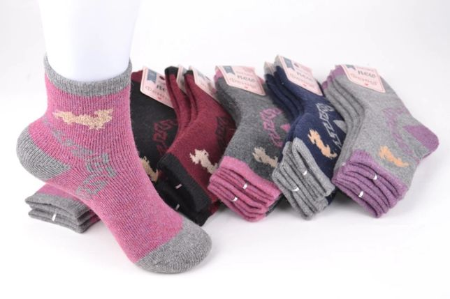 """Детские шерстяные носки торговой марки """"""""Фенна"""""""""""