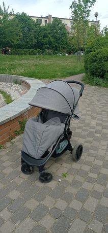 Wózek 4baby Quick Grey spacerówka