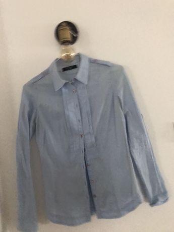 Niebieska koszula Reserved rozmiar 36