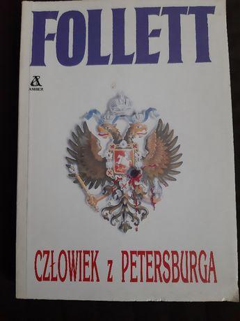 Follett Człowiek z Petersburga Książka