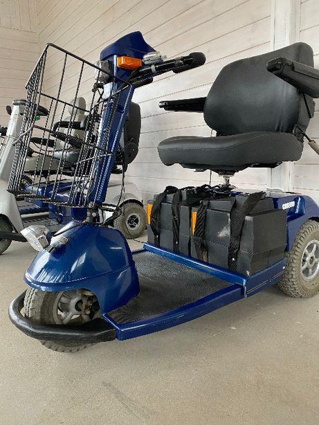 skuter inwalidzki elektryczny wózek STERLING angielski + DOWÓZ