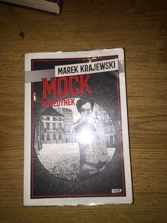Mock pojedynek Marek Krajewski kryminał