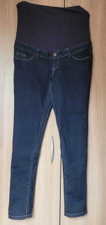 Spodnie/jeansy ciążowe 38/M