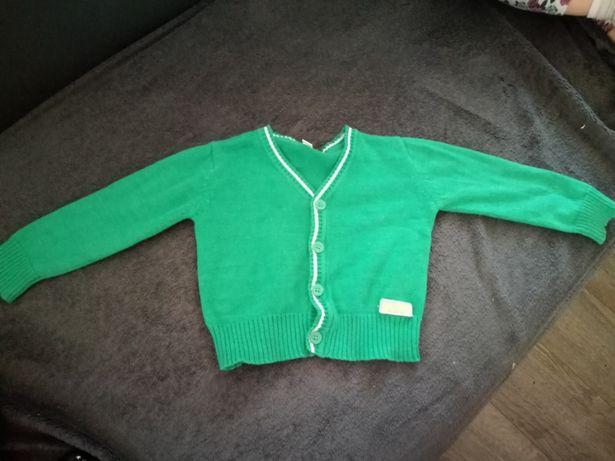 Sweterek dla chłopca 80