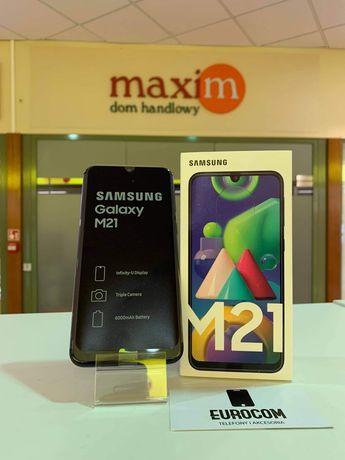 Samsung M21 Blue dual Maxim Legionowo