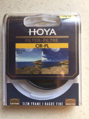 Filtr polaryzacyjny HOYA CIR-PL 49 mm