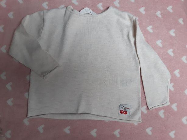 Sweterek cieńki H&M 92