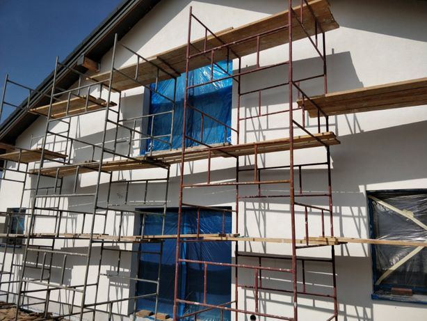 Docieplenia budynków, Ocieplenia fundamentów i elewacji, Struktura