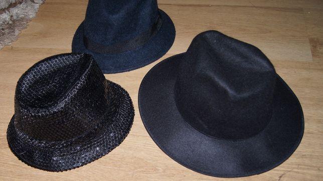 2 super kapelusze