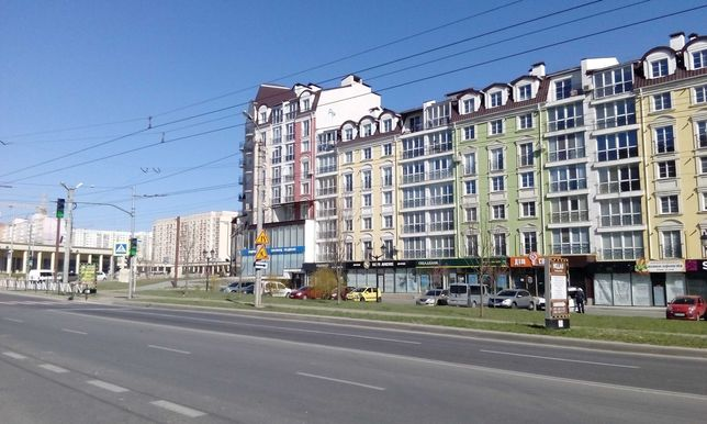 Перша здача в Новобудові-Озерна-Агора 1но кім