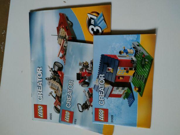 Lego Instrukcje Creator