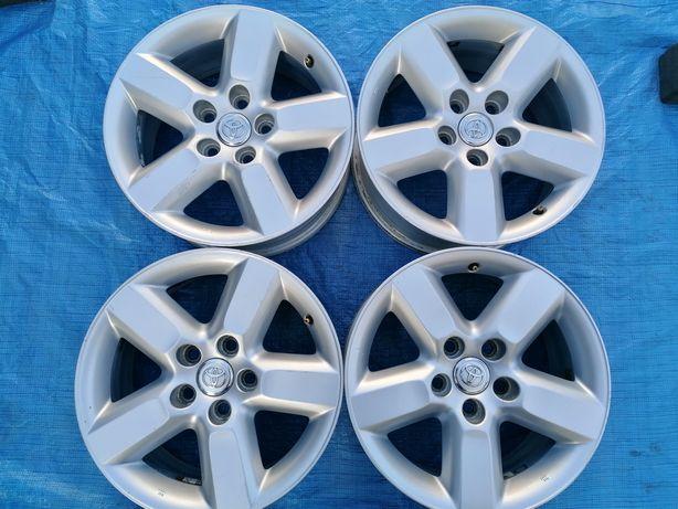 Felgi aluminiowe 16 5x114,3 Toyota Rav4 Verso Avensis
