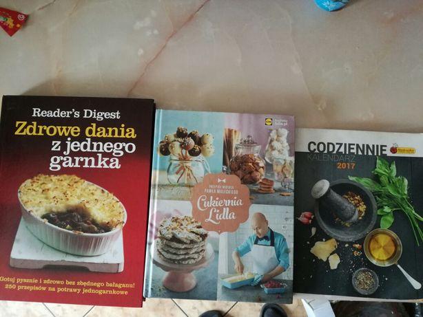 książki kulinarne z przepisami