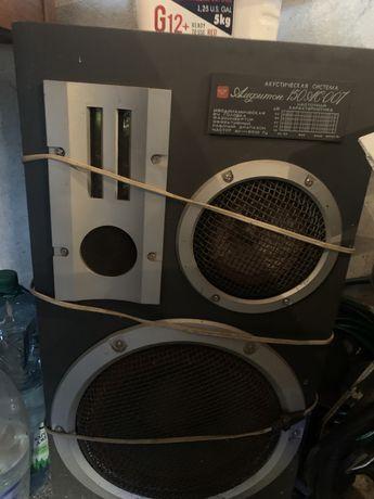 Колонки акустистичні з підсилювачем