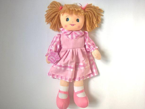 Lalka szmacianka girlie paws 50cm