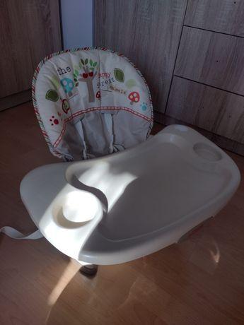 Krzesełko do karmienia na krzesło