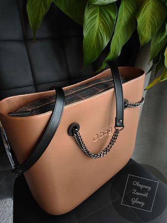 Nowa torebka obag standard rame i glamy