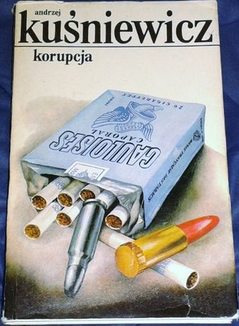 Korupcja - Andrzej Kuśniewicz