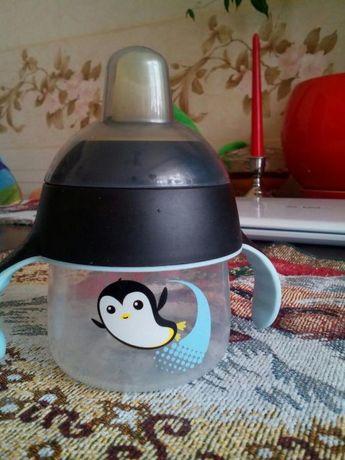 Чашка-непроливайка Avent