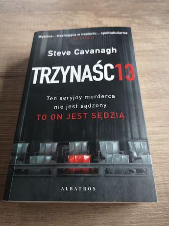 Książka Trzynaśc13 Stave Cavanagh