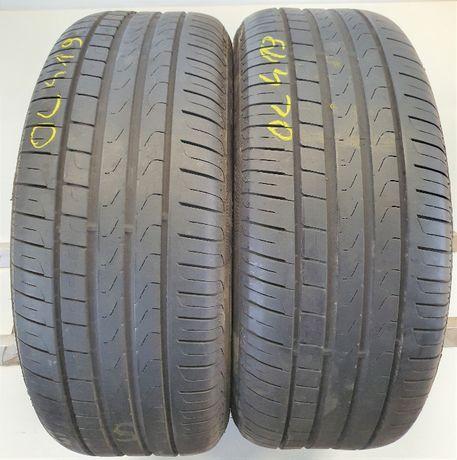 2x 245/45/18 Pirelli Cinturato P7 * 96Y OL419