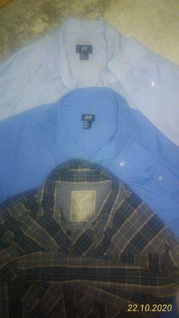 2 Koszule HM i Bershka M