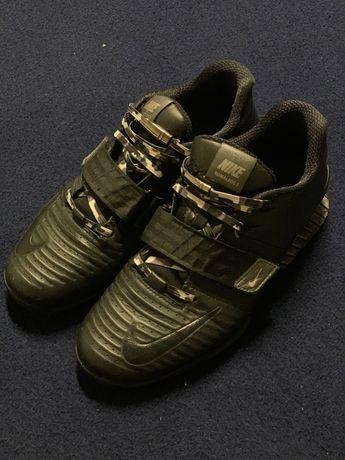 Nike Romaleos/Crossfit/Halterofilismo/Lifter