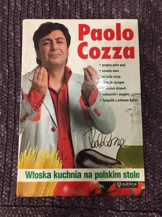 Ksiazka kucharska Paolo Cozza Kluczbork - image 1