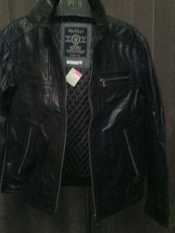 Мужская куртка кожаMc Neal L