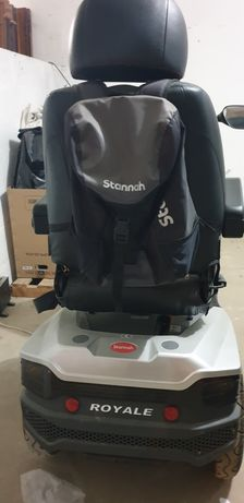 Vehículo Scooter  marca STANNAH ROYALE 2018