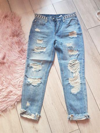 Spodnie jeansowe 34 #Diverse