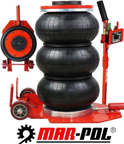 MAR-POL PODNOŚNIK pneumatyczny 3500 bałwanek 3.5T 40 cm