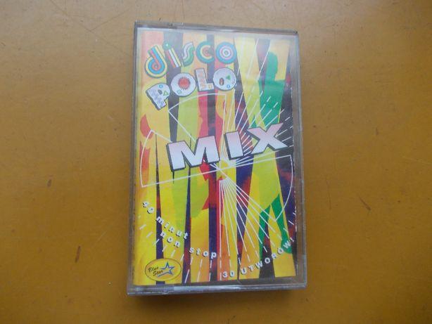 Disco Polo Mix cz1 Orginal Kaseta