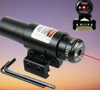 Celownik Laserowy Laser 650 NM Wiatrówkę Czerwony Szyna Max 12mm