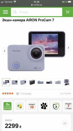 Экшн-камера AIRON ProCam 7