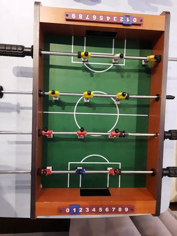 Drewniane piłkarzyki Albi