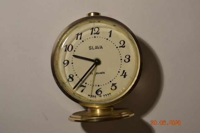 Zegarek- budzik