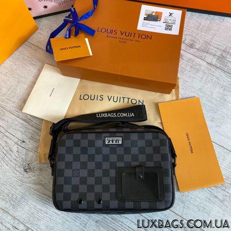 Мужская сумка мессенджер Louis Vuitton Alpha
