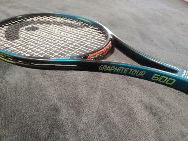 Rakieta tenisowa Head Graphite Tour 600 Rarytas