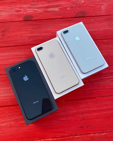 IPHONE 8 PLUS 64/256 ГБ • Айфон 8 плюс + Черный Золотой Белый • 7/Х/XS
