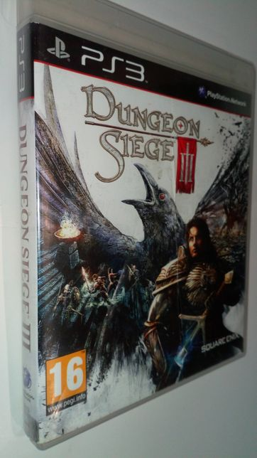 Gra PS3 Dungeon Siege PlayStation 3 gry Unikat