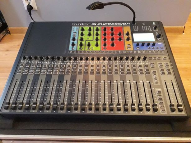 Mikser cyfrowy Soundcraft Si Expression 2 + case!