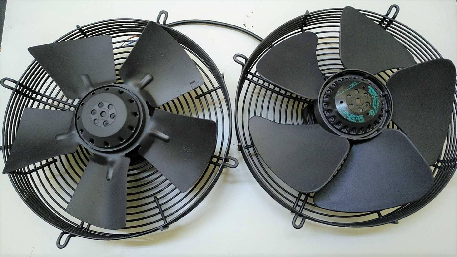 Ventiladores / exratores industriais monofásicos