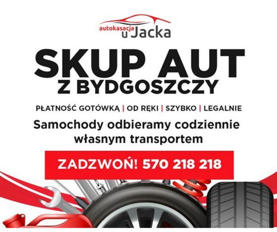Skup wszystkich aut z Bydgoszczy