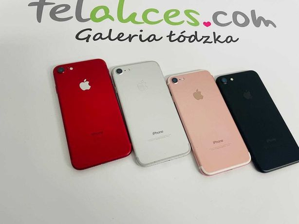 IPHONE 7 128GB RED/SILVER/ROSE/BLACK  Telakces.com Galeria Łódzka