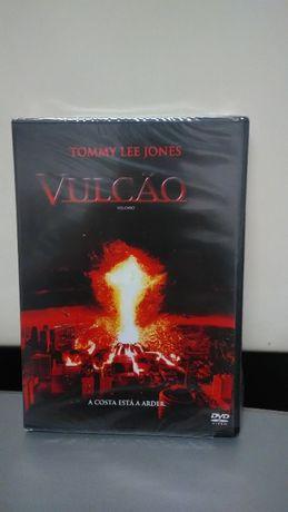 DVD Vulcão Filme NOVO Plastificado com Tommy Lee Jones ENTREG IMEDIATA