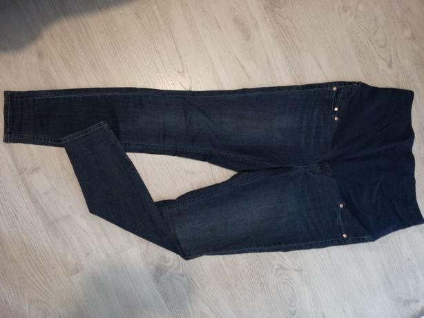 Spodnie jeansy ciążowe H&M r. L