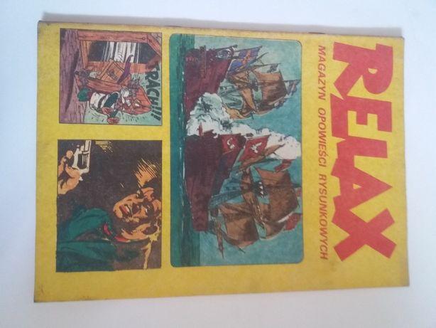 Relax #17 - mag komiksowy