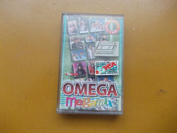 Omega Megamix Orginalna Kaseta