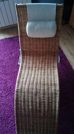 Fotel ratanowy IKEA